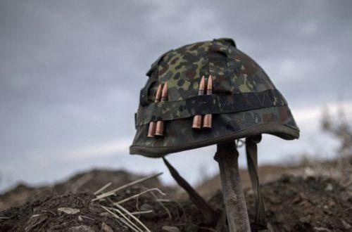 За минулу добу в зоні АТО загинув один військовослужбовець