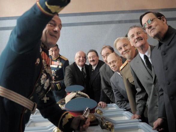 Сталіна шкода: уРосії заборонили прокат американської комедії про смерть радянського тирана