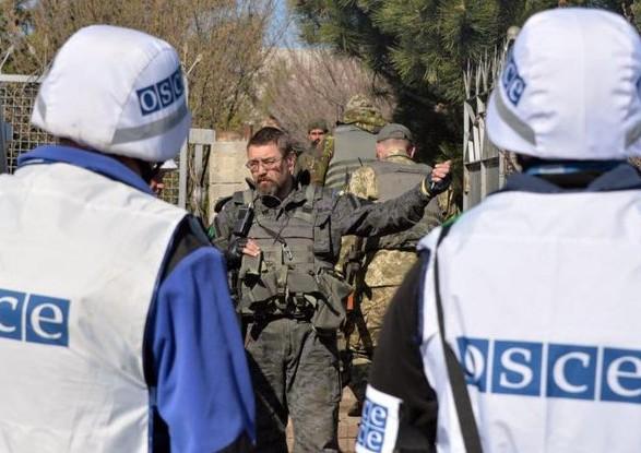 Впродовж двох останніх тижнів кількість обстрілів наДонбасі зросла на55%,— ОБСЄ