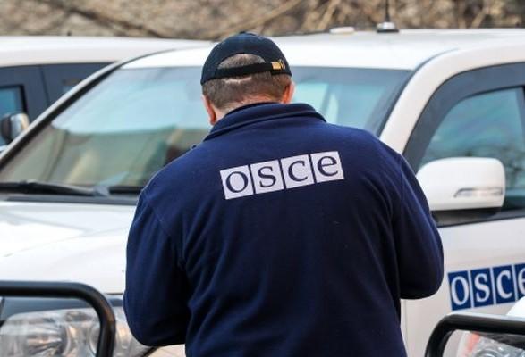 За минулу добу на Донбасі ОБСЄ зафіксувала майже 200 вибухів