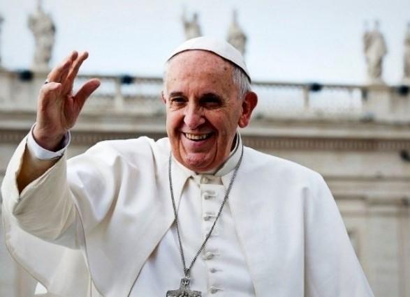 Папа Римский сказал, что молится наукраинском