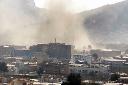 Потужний вибух уКабулі: нарахували 79 постраждалих