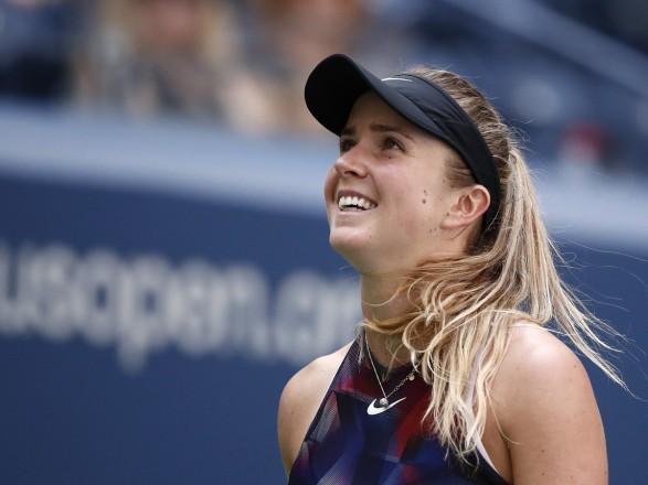 Світоліна повернулась натретє місце урейтингу WTA