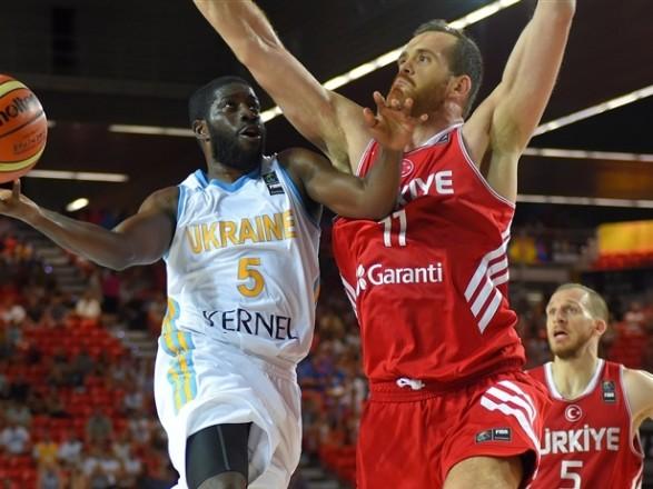 Джетер може зіграти зазбірну України проти Латвії і Швеції