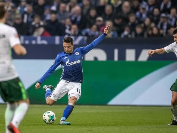 Коноплянка завдяки неймовірному ляпу від воротаря забив учемпіонаті Німеччини
