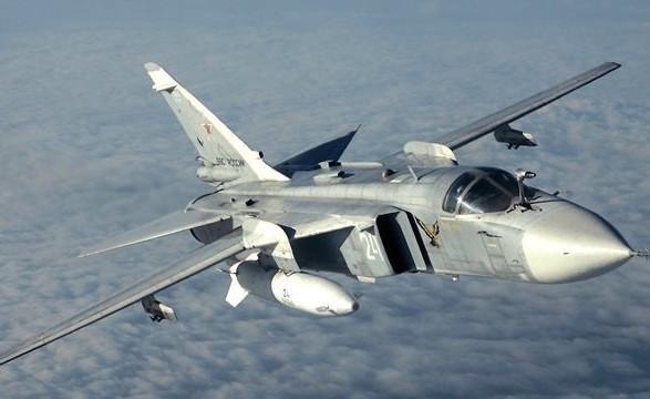 УСирії збили російський штурмовик Су-25,— ЗМІ