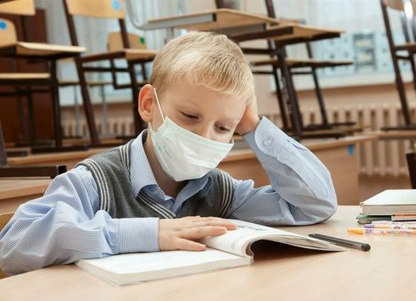 Карантин проти грипу: Понад 30 столичних шкіл закрито
