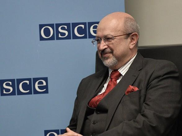 Представник МЗС України зустрінеться зглавою ОБСЄ через ситуацію вУжгороді
