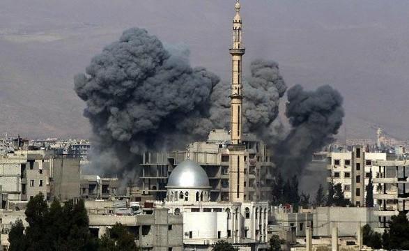 Воздушные удары всирийской Гуте: погибли 23 гражданских, 80 получили ранения