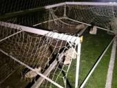 В Севастополе на школьника упали старые футбольные ворота