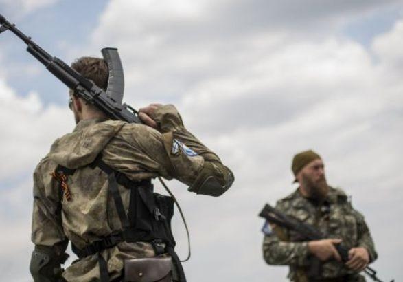 Бойовики сьогодні двічі обстрілювали позиції ЗСУ у зоні АТО