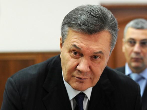 Суд відмовив у самовідводі на прохання захисту Януковича у справі про держзраду