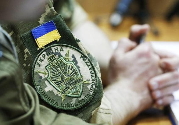 Один из руководителей государственного предприятия Министерства обороны Украины разоблачили на взятке