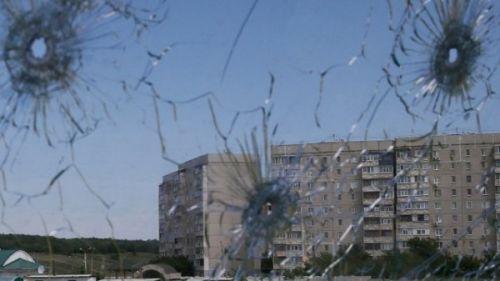 Пограничников в Луганской области обстреляли с территории РФ