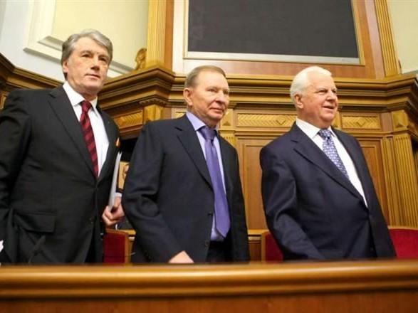 Троє президентів просять чинного Главу держави оголосити 2018-ий Роком державної мови