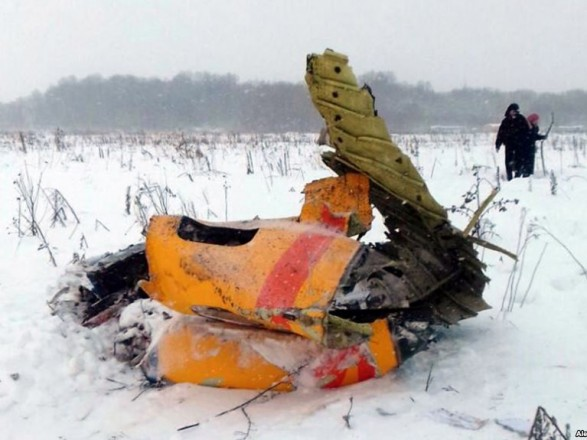 Стала відома одна з причин авіакатастрофи Ан-148