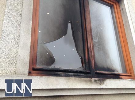 Угорське товариство в Ужгороді підпалили радикали з ЄС - Москаль