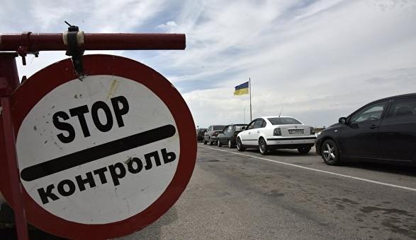 У ДПСУ пояснили, чому російські прикордонники ліквідовують блокпости на адмінмежі з Кримом