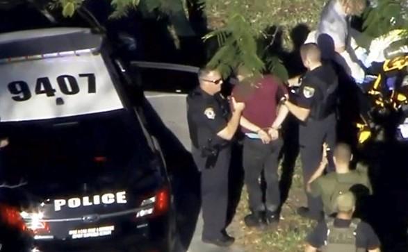 Полиция задержала виновника стрельбы в средней школе на юге Флориды