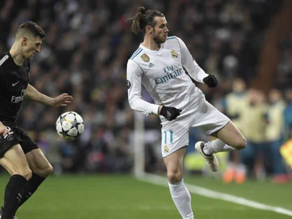 'Реал' с победы над 'ПСЖ' начал выступления в плей-офф Лиги чемпионов