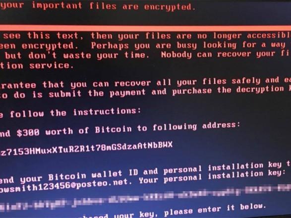 Велика Британія звинуватила РФ у кібератаці з використанням вірусу Petya