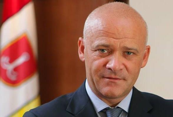 Суд відпустив Труханова на поруки народного депутата Голубова