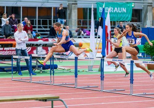 Українська легкоатлетка Плотіцина тріумфувала на турнірі у Франції