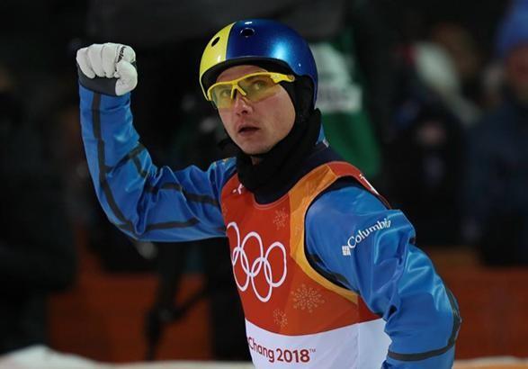 З перемогою Абраменка Україна випередила Китай у медальному заліку