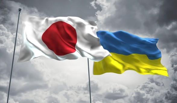 Японія надасть Україні 3,6 млн доларів на відновлення східних областей