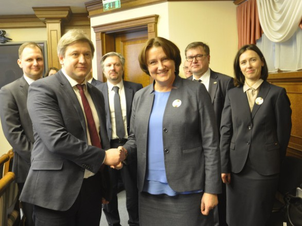 Міністерство фінансів: Україна таЛитва організують комітет для створення Служби фінансових розслідувань