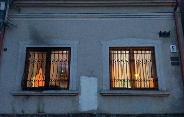 Спробу підпалу спілки угорців вУжгороді скоїли двоє поляків,— Москаль