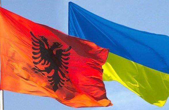 Україна таАлбанія домовилися про двостороннє співробітництво