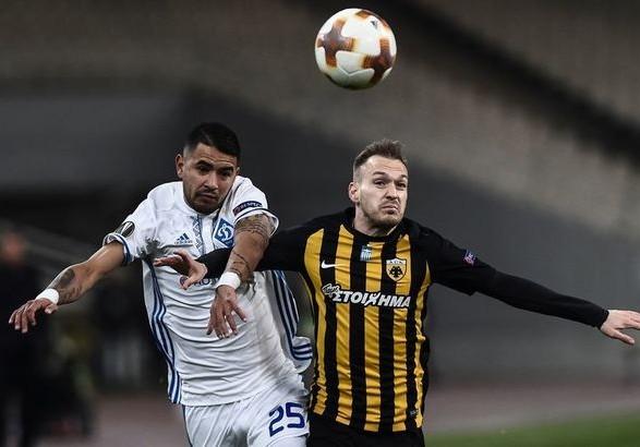 «Динамо» втримало нічию і вийшло до1/8 фіналу Ліги Європи