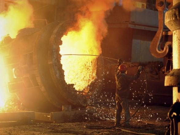 Україна збільшила обсяги промвиробництва на 3,6%