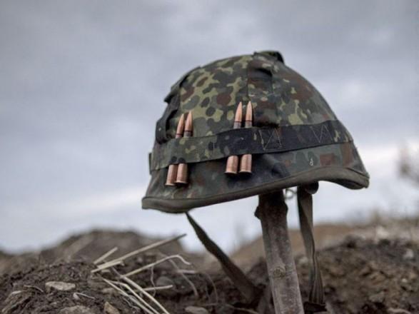 а минулу добу зоні АТО загинув один військовослужбовець, один – отримав поранення