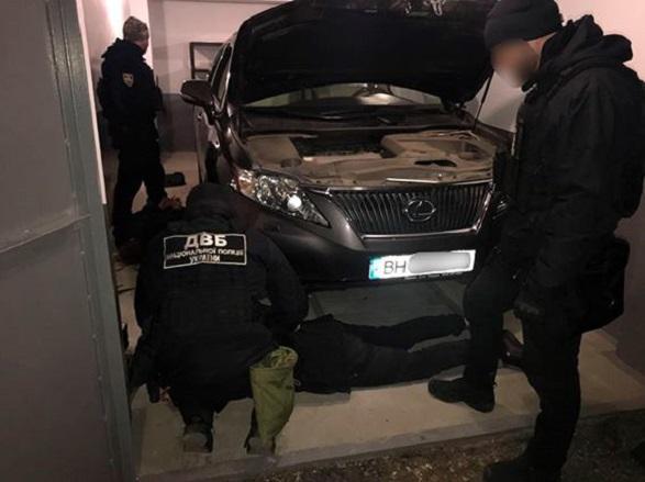 ВОдесі викрили банду викрадачів елітних авто