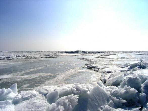 Азовское море поднялось до стихийной отметки