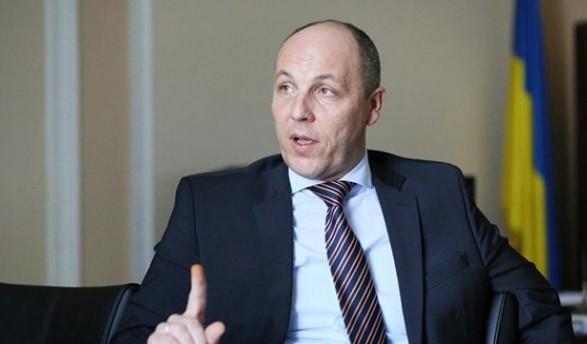 Парубій: Україна може створити ще одну міжнародну військову бригаду з Молдовою та Грузією