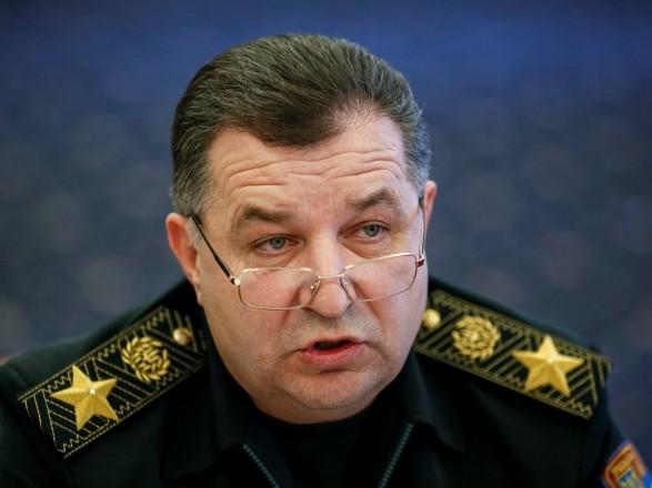 Полторак: Україна і Швеція обговорять можливість відправлення миротворців наДонбас