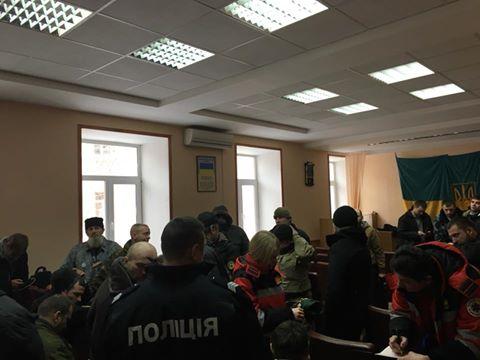 Штурм палаточного городка под Радой: появились фото ифамилии пострадавших