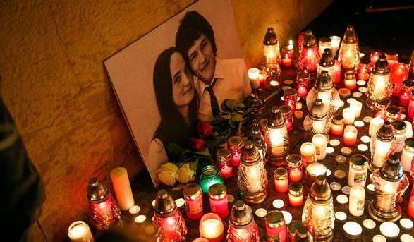 Поліція Словаччини відпустила 6 підозрюваних увбивстві журналіста