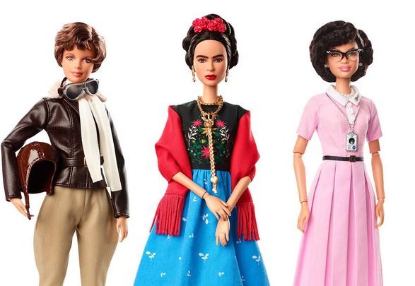 Фрида Кало и другие известные женщины станут куклами'Барби