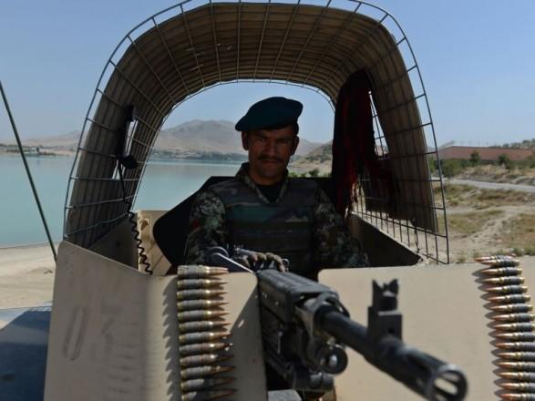 Убиты 24 правоохранителя— Нападение вАфганистане