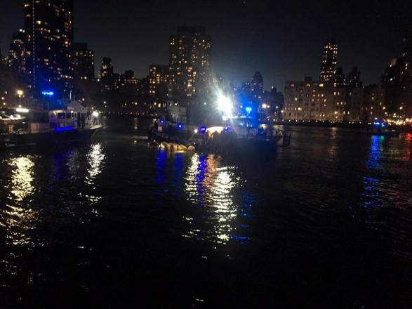УНью-Йорку через падіння вертольота загинуло п'ятеро осіб