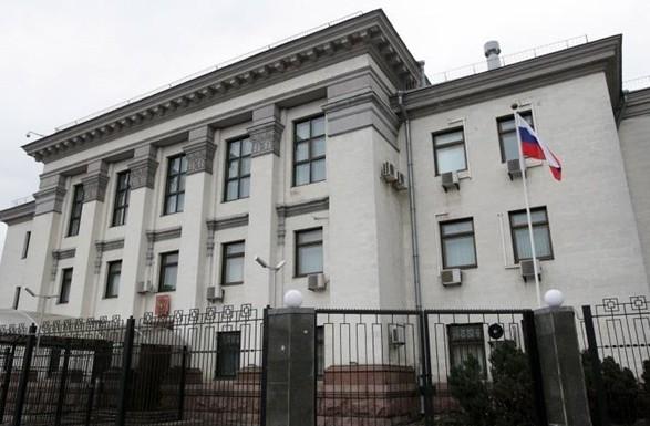 Полиция усилит охрану российских дипучреждений в Украине в день выборов президента РФ