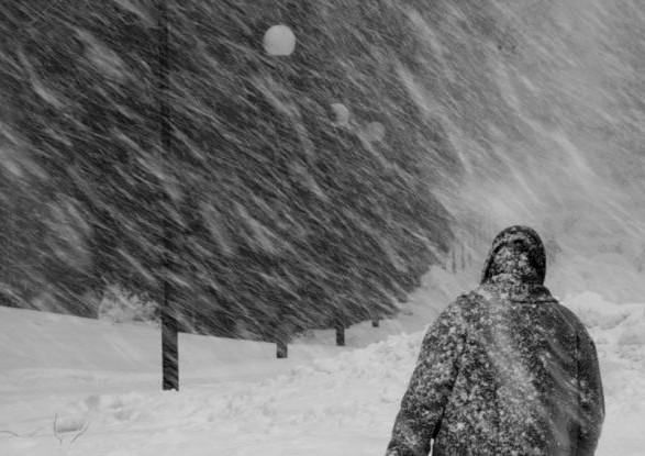 Синоптики предупредили о морозах и сильном снеге в Украине