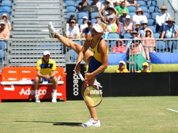 Тенісистка Костюк стала чвертьфіналісткою змагань у Шеньчжені