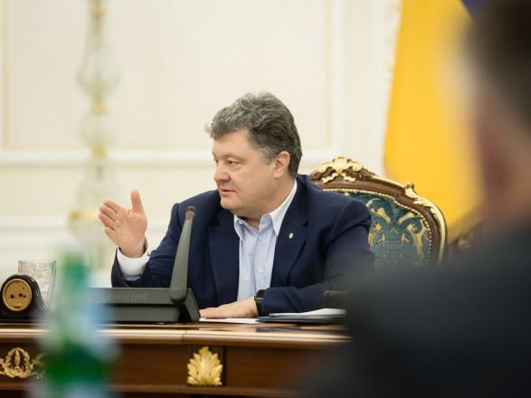 Президент схвалив санкції проти іноземців на виконання рішення ООН