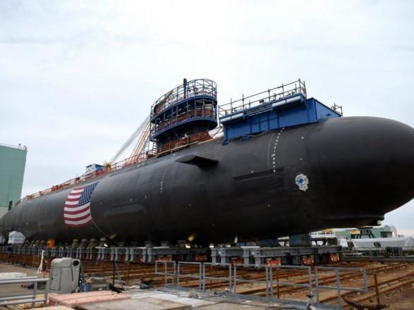 Новейшую атомную подлодку USS Colorado класса Virginia приняли навооружение ВМС США