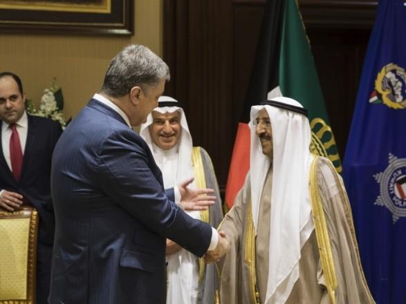Україна домовилася про спрощення візового режиму зКувейтом